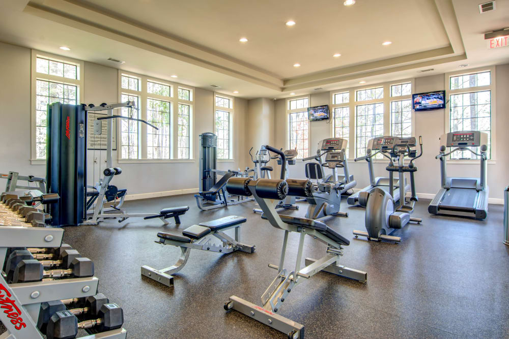 Apartments with a Gym in Atlanta, Georgia