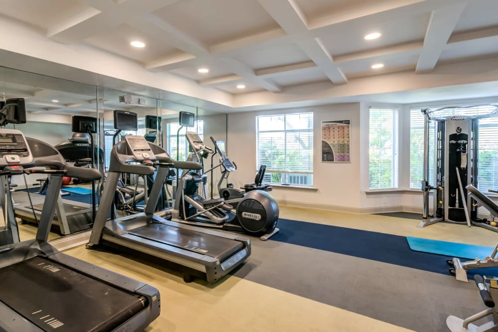 Our Apartments in San Antonio, Texas offer a Gym