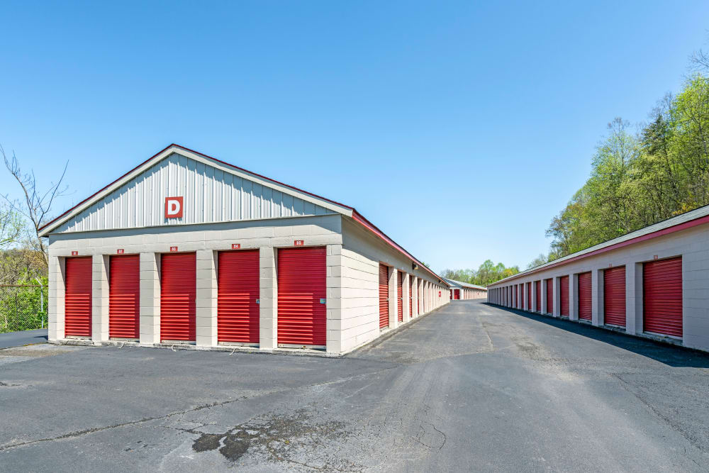 North Hills Knoxville Tn Storage Features Metro Self