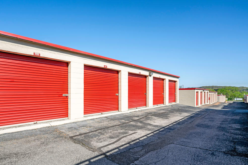 West Haven Knoxville Tn Storage Features Metro Self Storage