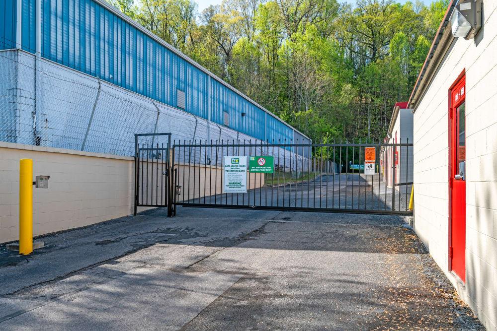 West Haven Knoxville Tn Storage Features Metro Self Storage
