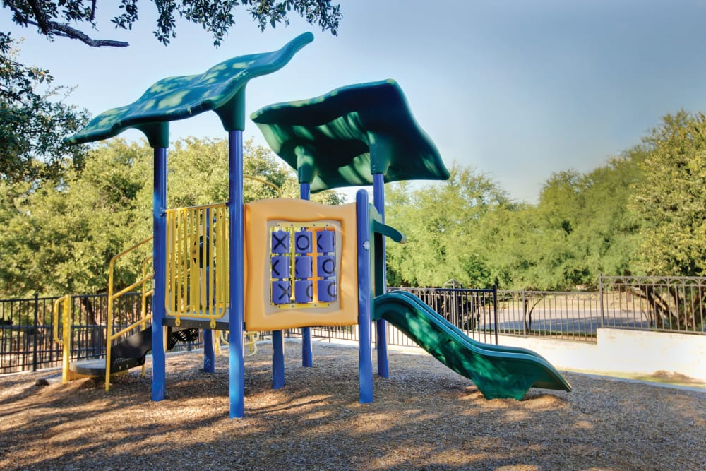 Playground at The Lodge at Shavano Park in San Antonio, Texas