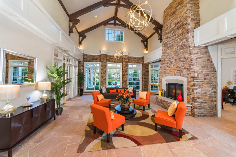Clubhouse at The Lodge at Westover Hills in San Antonio, Texas