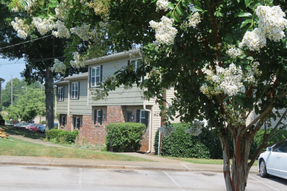 Deane Hill showcases beautiful apartments and townhomes for rent in Knoxville
