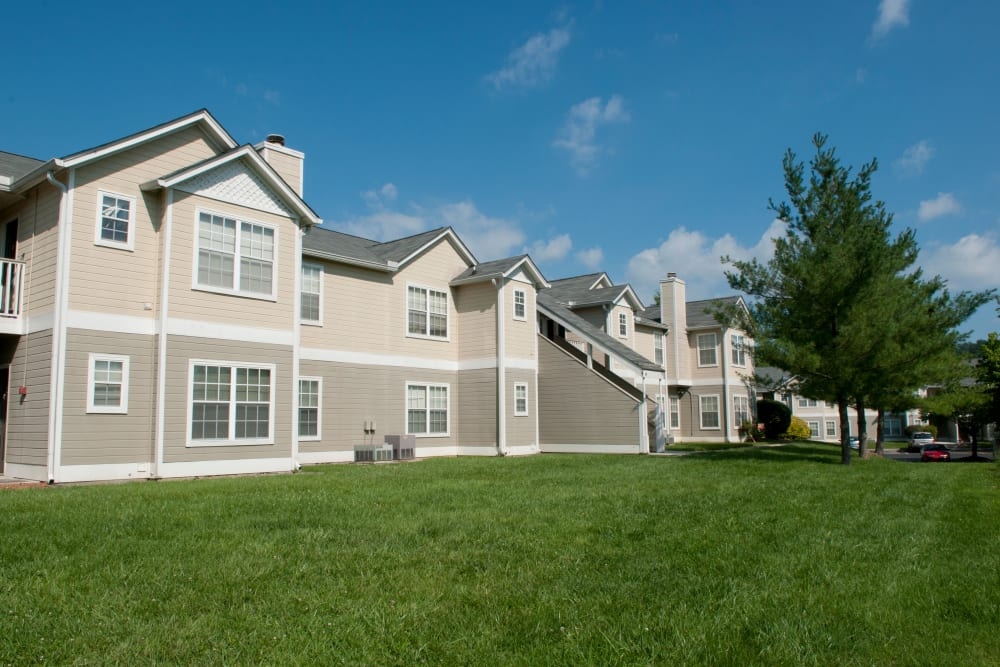 Beautiful apartments for rent at Spring Meadow in Knoxville, Tennessee