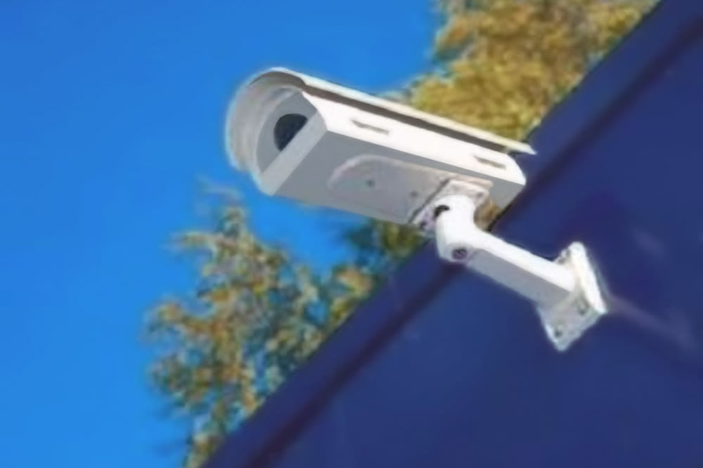 Beau ... Surveillance Cameras At Prime Storage In Sanford, Maine ...