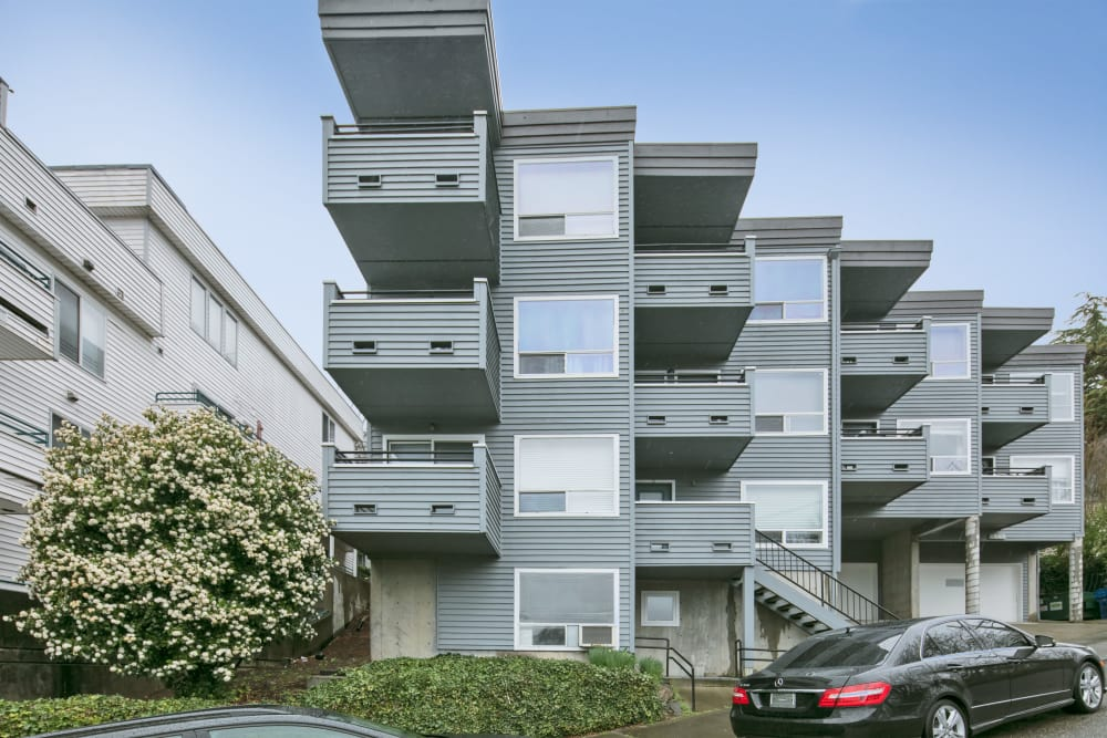Photos of Aire Apartments in Seattle, Washington