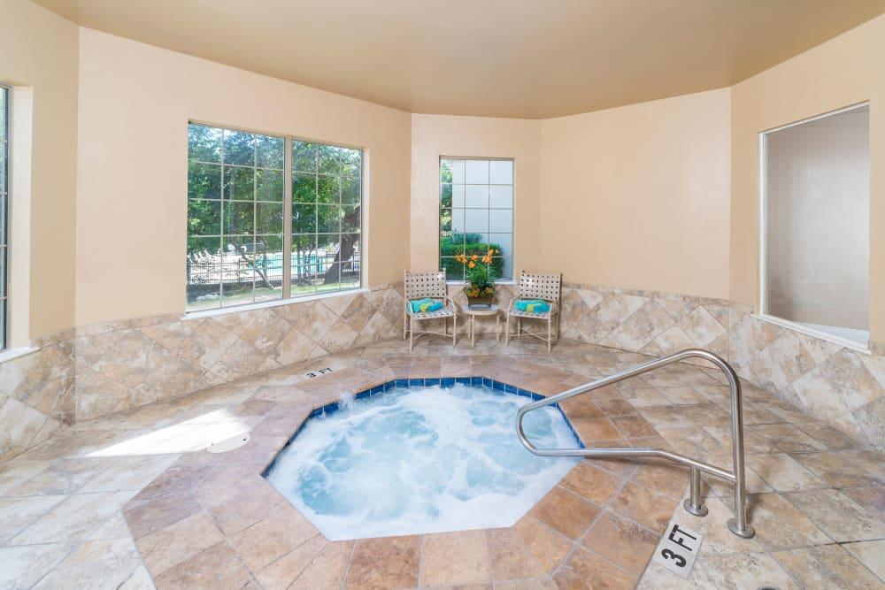 Spa at Villas of Vista Del Norte in San Antonio, Texas
