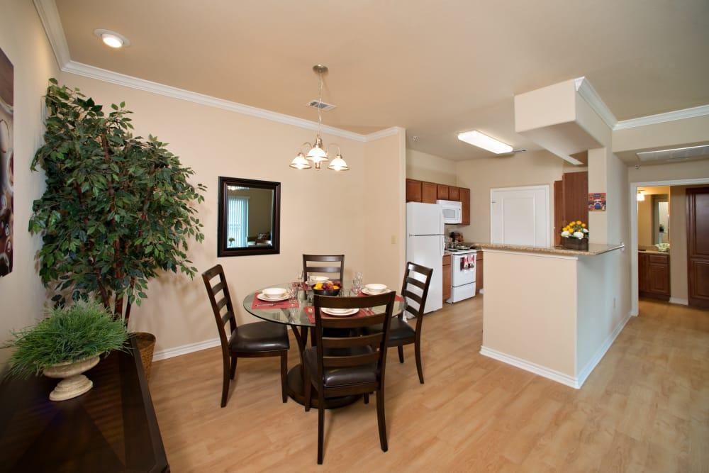 spacious apartment at Villas in Westover Hills in San Antonio, Texas