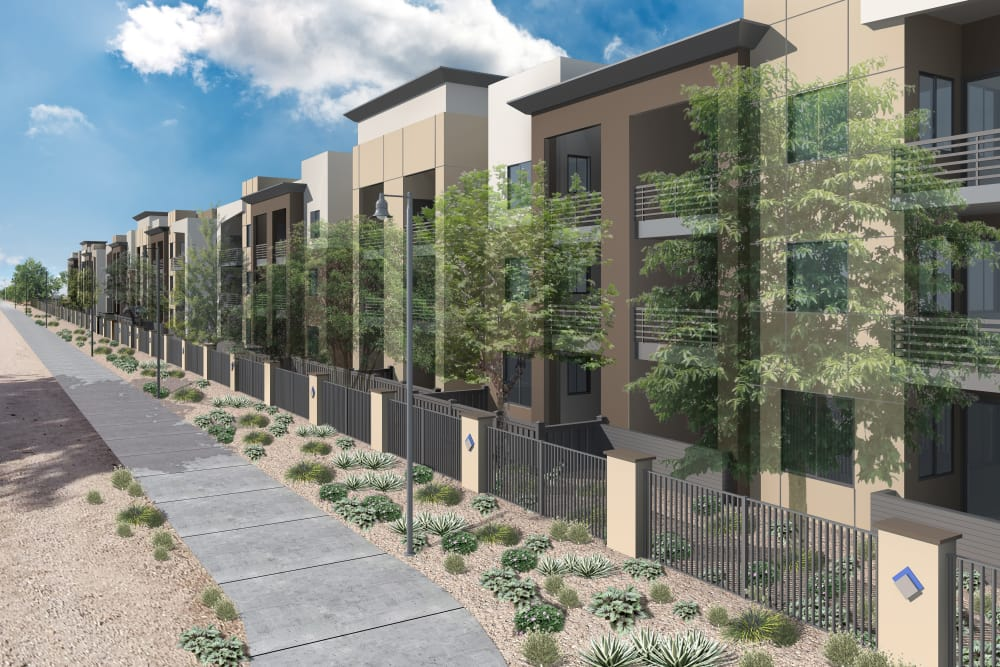 Our apartments at Sky at Chandler Airpark in Chandler, Arizona