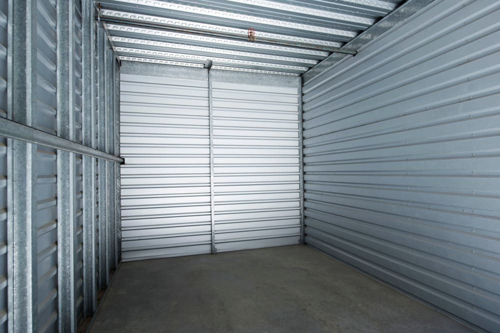 Interior Units at Carlsbad Self Storage in Carlsbad, CA