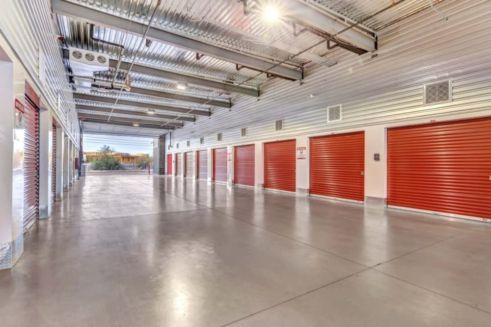 Self Storage Glendale Az In Peoria Advantage Storage