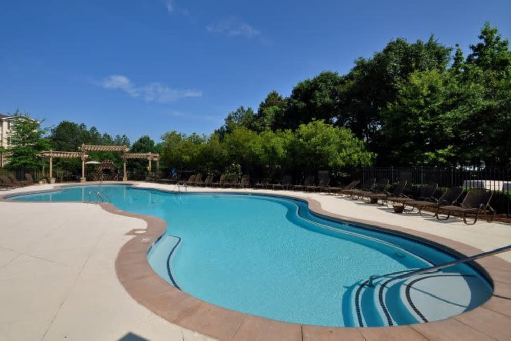 Our beautiful apartments in Douglasville, Georgia showcase a swimming pool