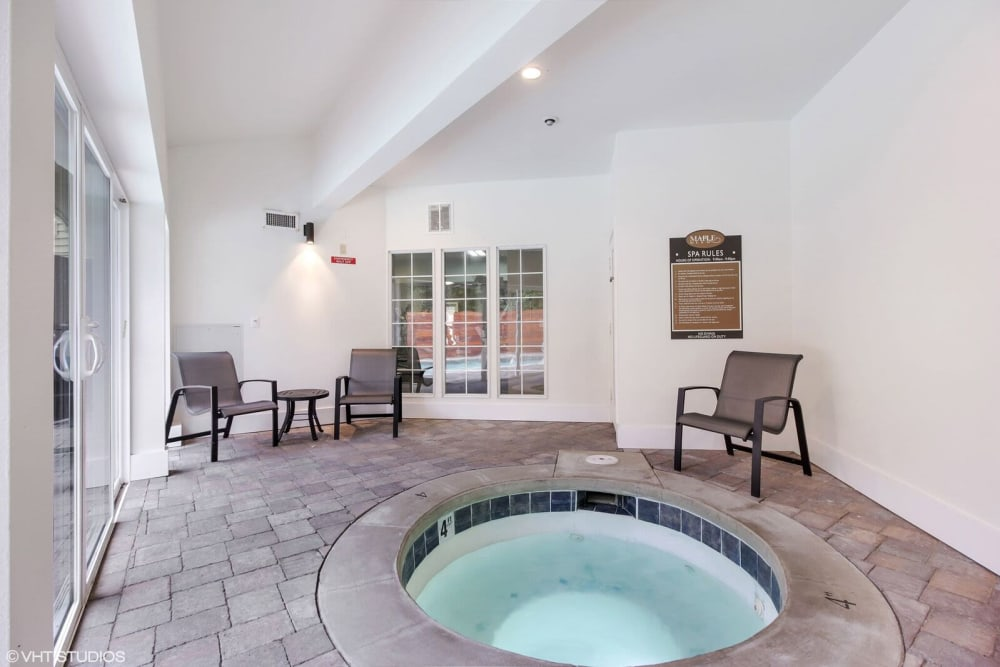Our Apartments in Mountlake Terrace, Washington offer a Hot Tub