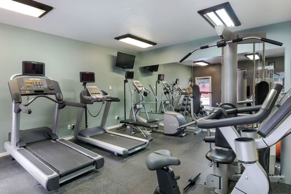 Our Apartments in Mountlake Terrace, Washington offer a Fitness Center