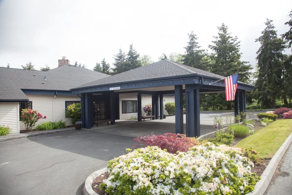 Welcome to Logan Creek Retirement Community in Mount Vernon, WA