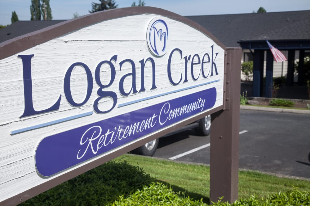 Logan Creek Retirement Community Indepdnent living
