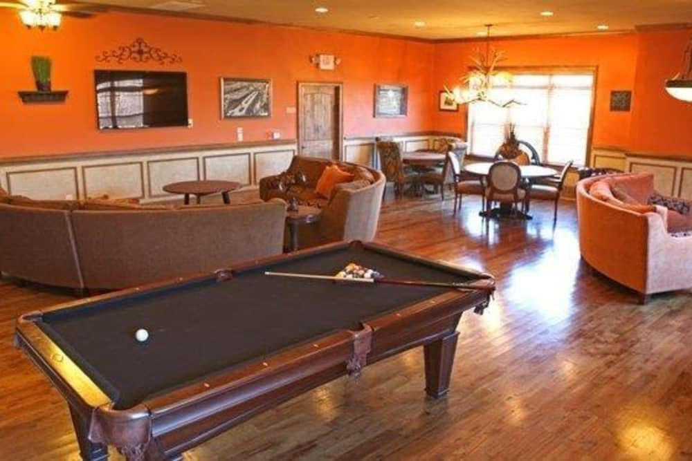 Enjoy our club room at The District at Phenix City in Phenix City, Alabama