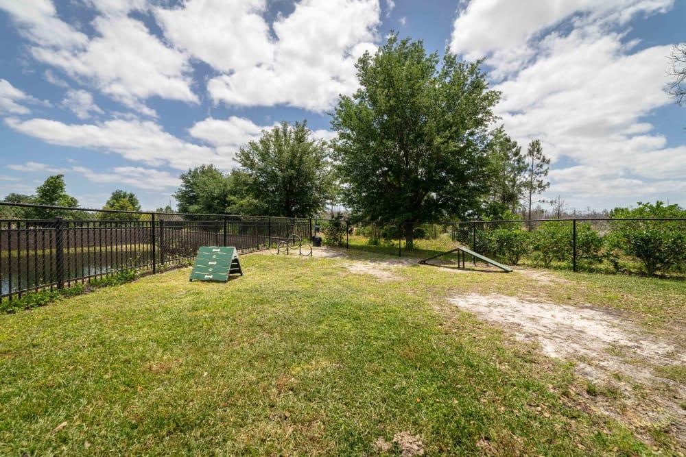 Playground at Integra Landings in Orange City, Florida