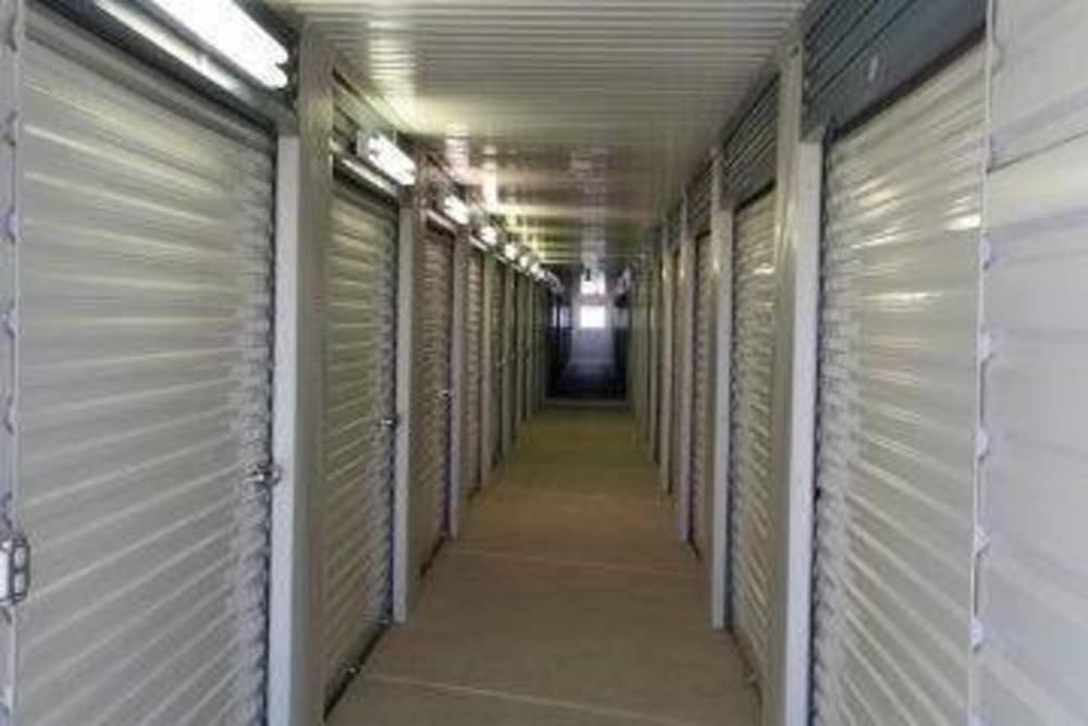 Interior units at Store It All Self Storage - Del Valle in Del Valle, TX