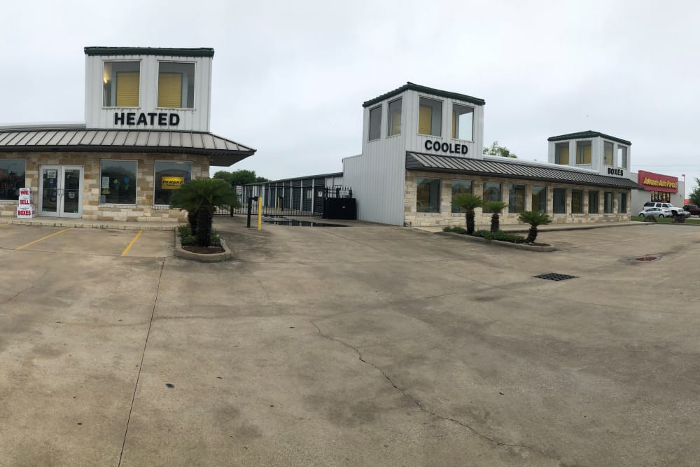 Office at Store It All Self Storage - FM 529 in Houston, TX