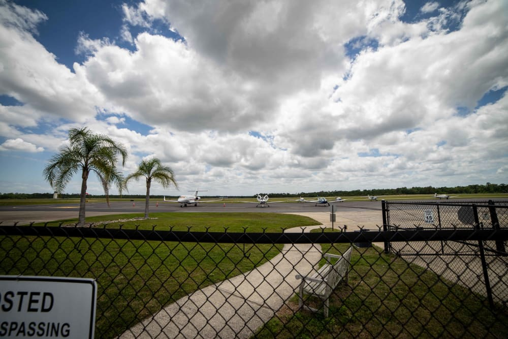 Airport near at Integra Landings in Orange City, Florida