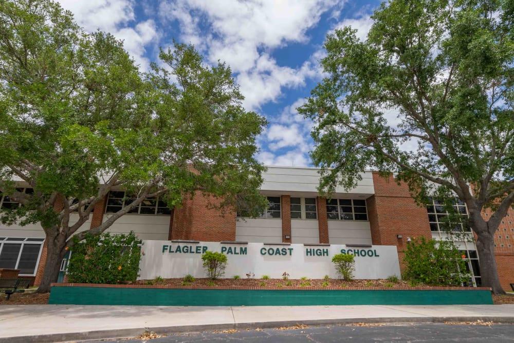 Pall Coast High School near at Integra Woods in Palm Coast, Florida