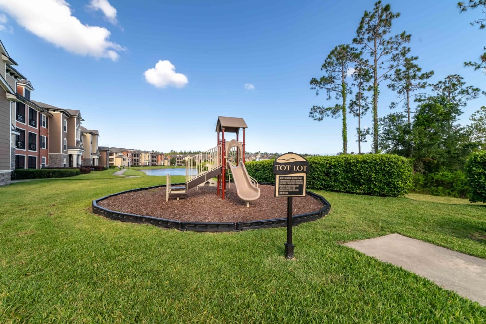 Playground at Integra Woods in Palm Coast, Florida