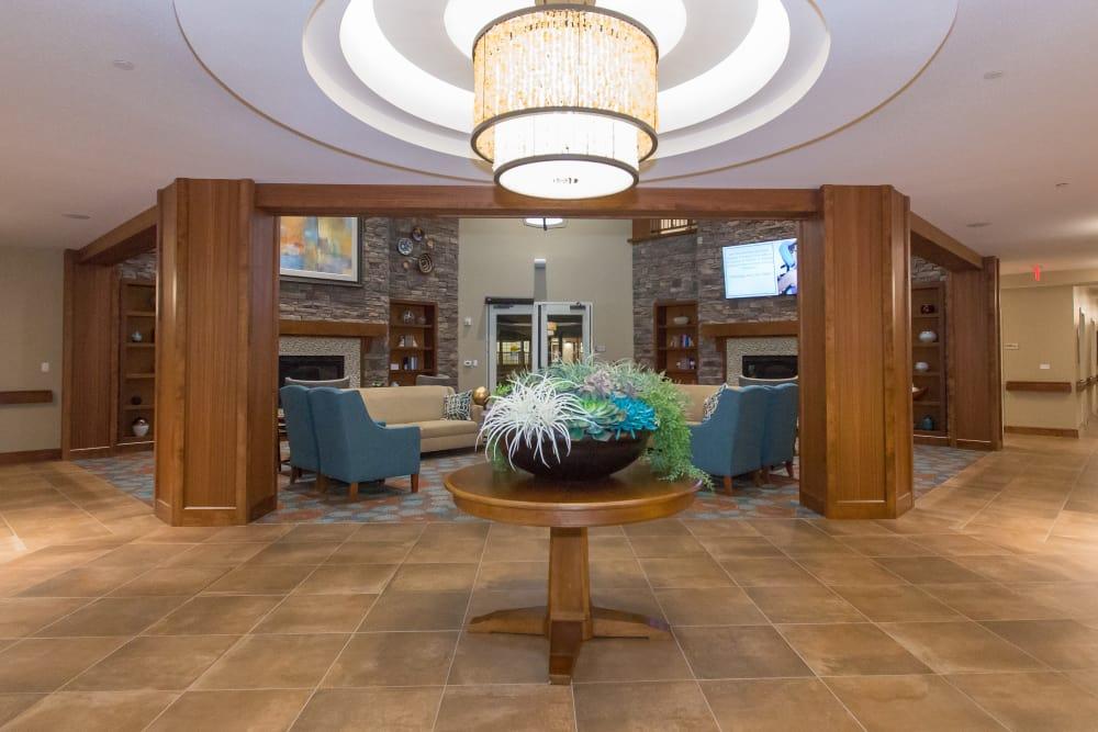 Lobby at Sage Desert