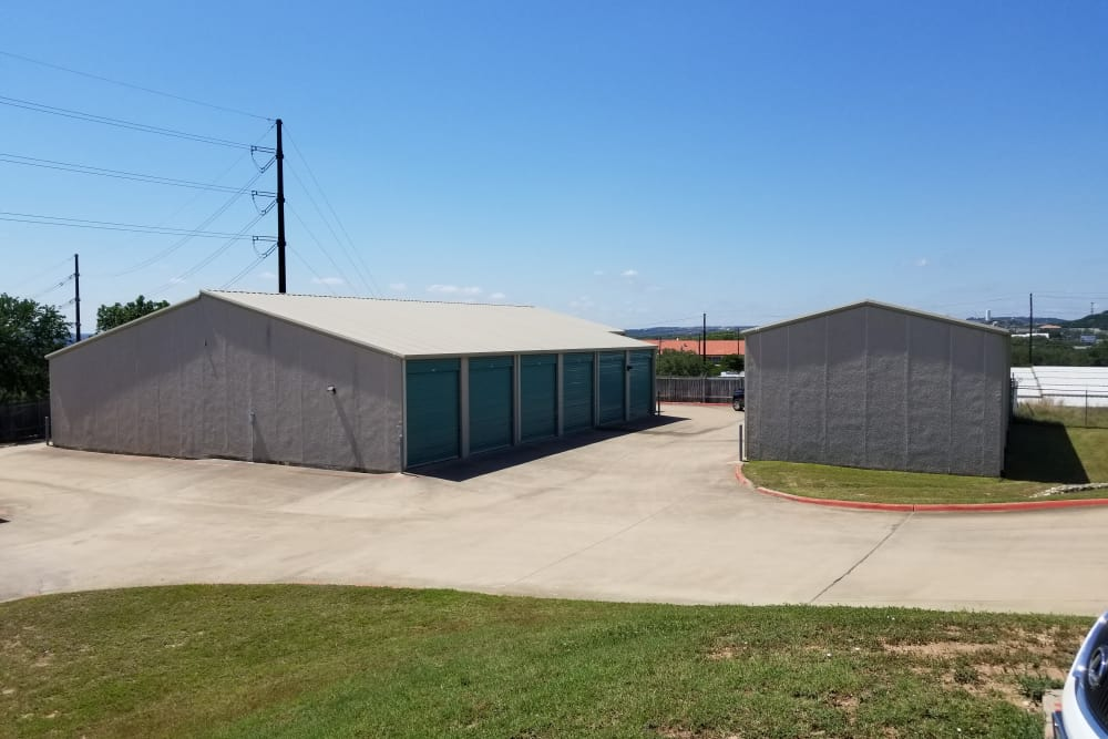 Exterior at Store It All Self Storage - Lakeway in Lakeway, TX