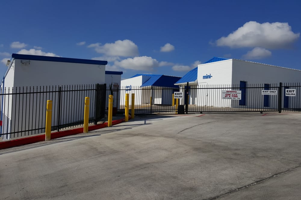 Exterior at Store It All Self Storage - McMullen in San Antonio, TX