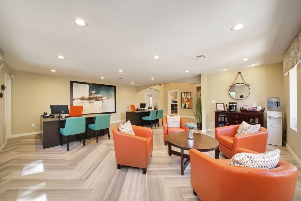 Leasing Office at Renaissance Apartment Homes in Phoenix, AZ