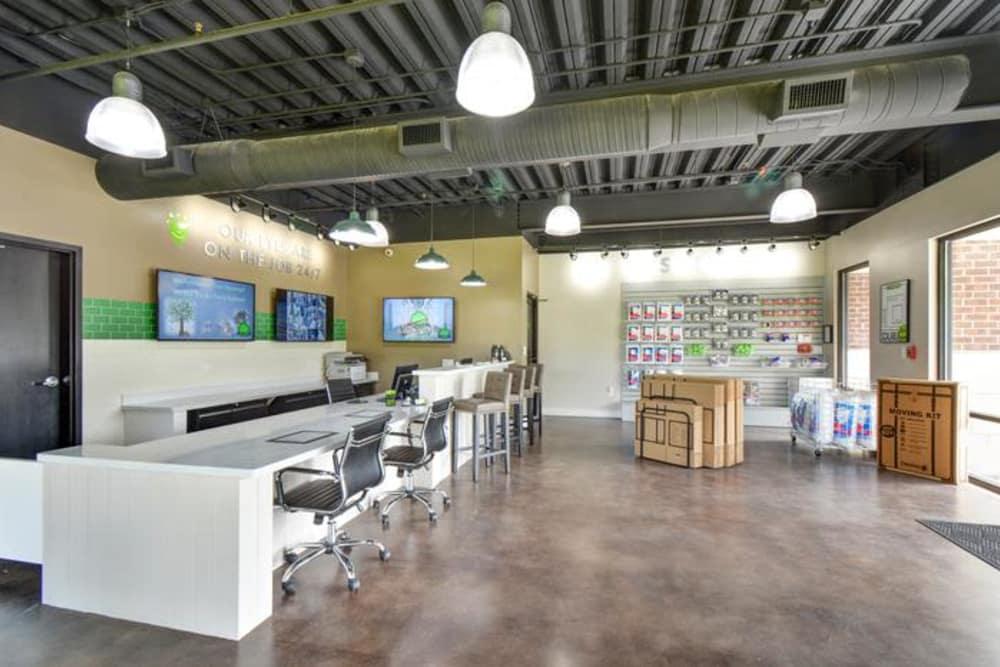 Cary, North Carolina storage facility office space