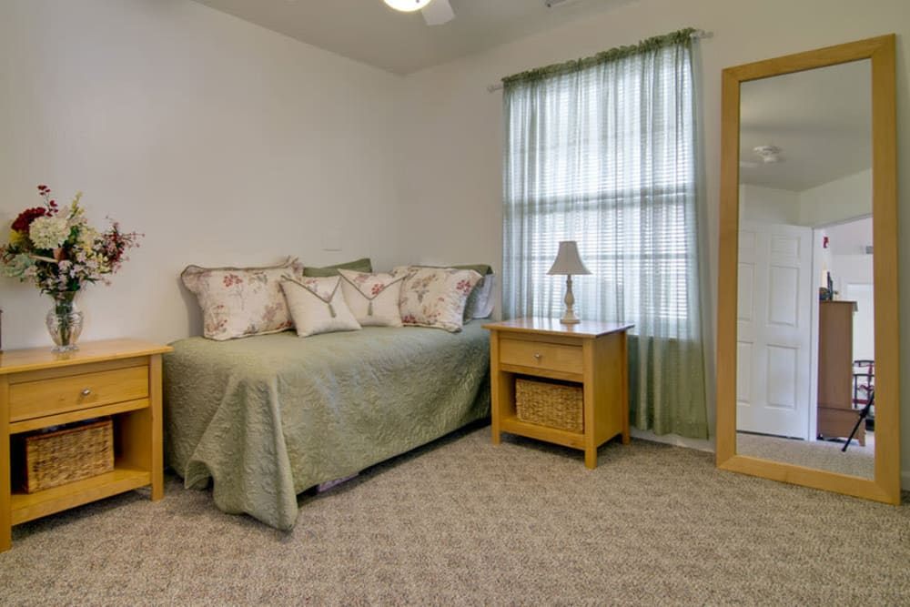 One Bedroom apartments available at Teal Lake Senior Living in Mexico, Missouri