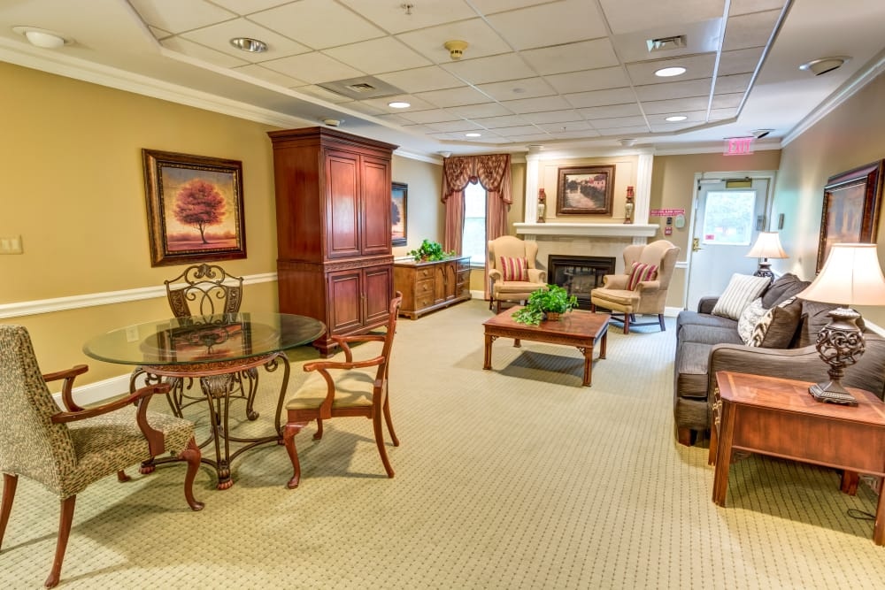 There are plenty of places to explore at Regent Street Senior Living