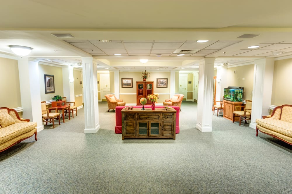 Join us for a complimentary tour at Regent Street Senior Living