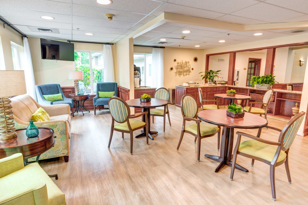 We have a long history of senior care at Harbour Pointe Senior Living