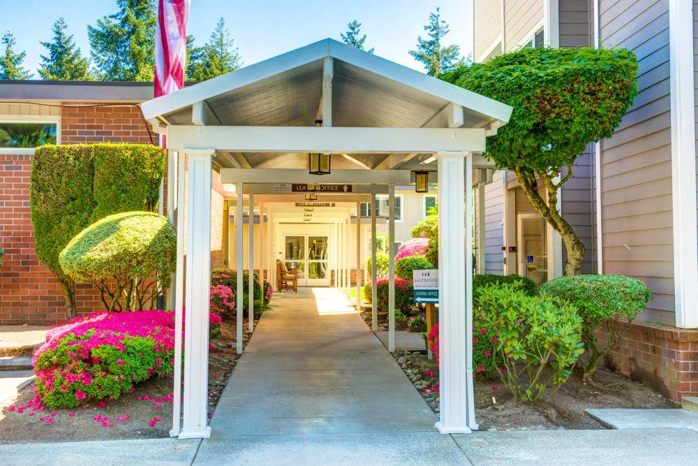 At Sagebrook Senior Living at Bellevue, care comes first