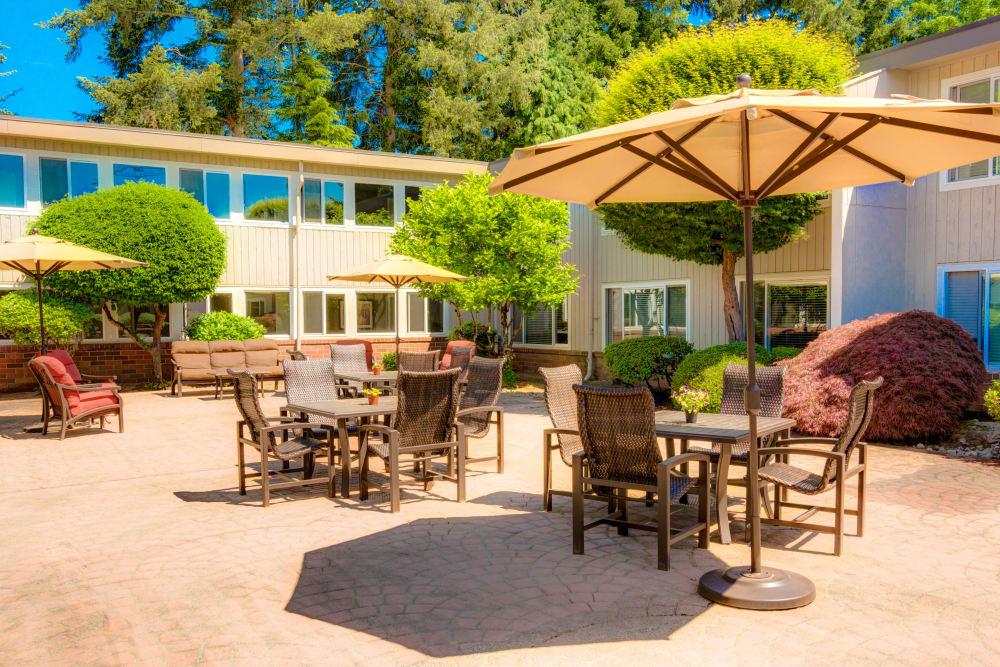 Schedule a visit at Sagebrook Senior Living at Bellevue