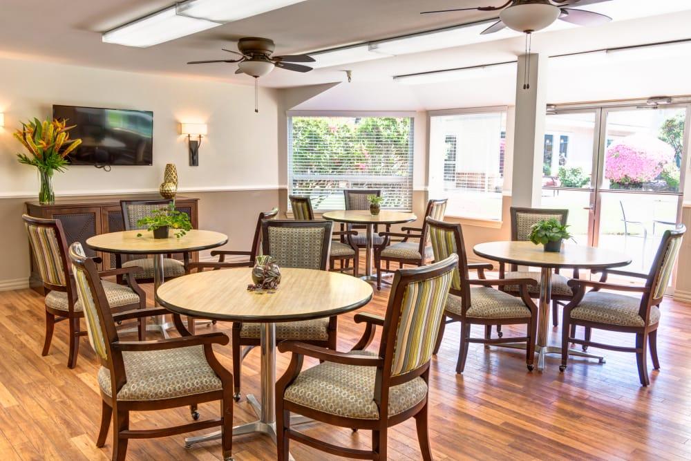 Enjoy chef-prepared meals at Sagebrook Senior Living at Bellevue