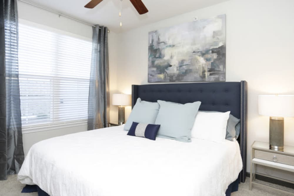 Bedroom at Springs at Canterfield In West Dundee
