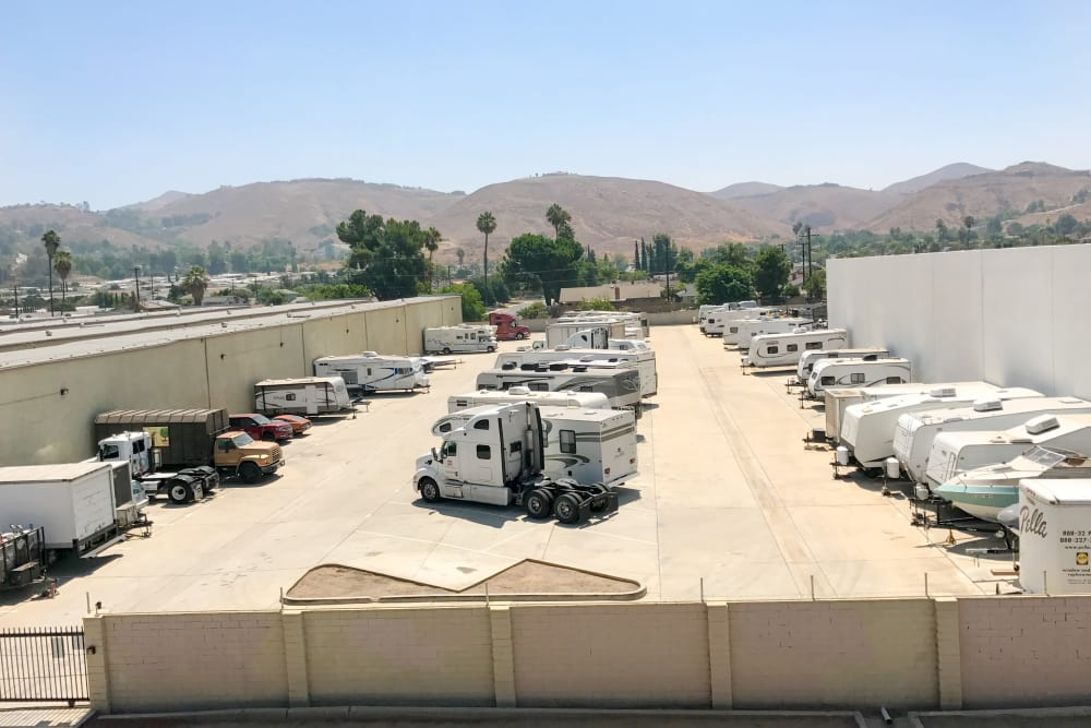 Storage at StorQuest Self Storage in Riverside, CA