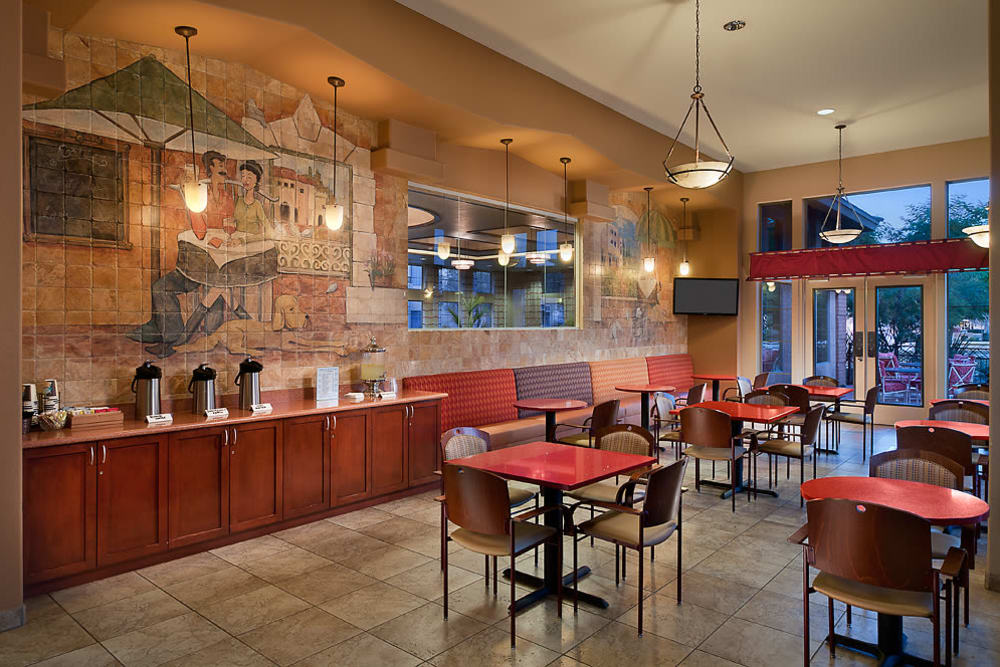Community Bistro at McDowell Village in Scottsdale, Arizona