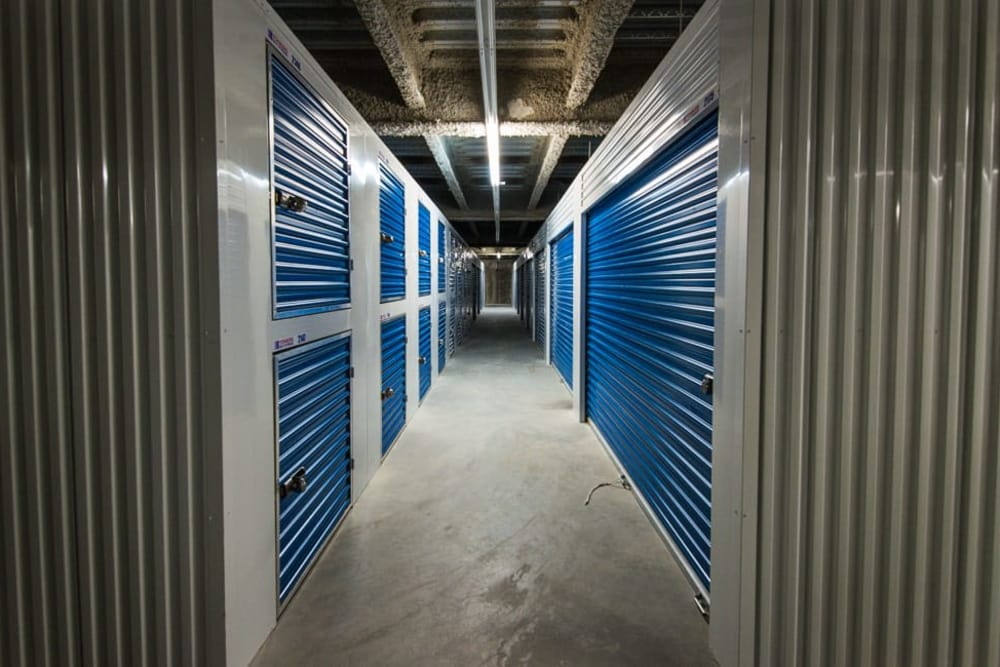 ... Well Lit Units At The Storage Fox In White Plains, New York