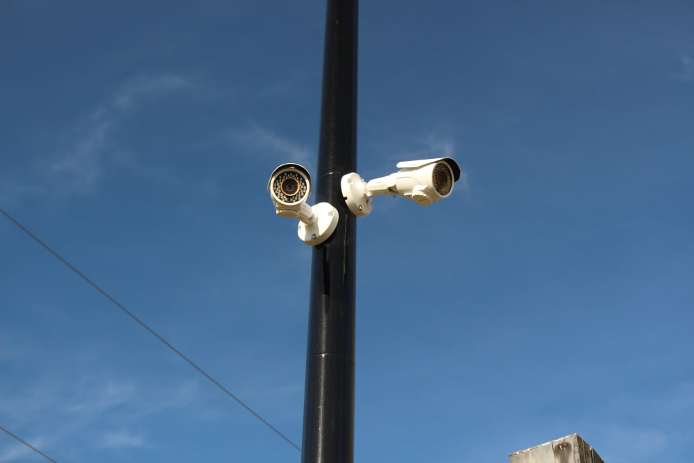 Digital Surveillance at Monster Self Storage in Walterboro, South Carolina