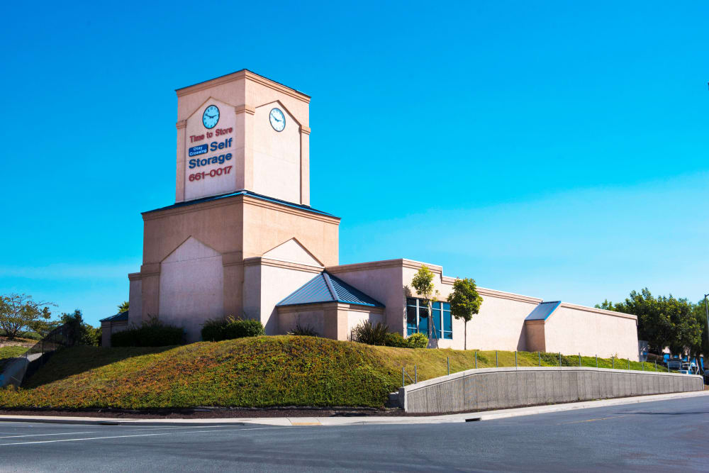 Exterior at Otay Crossing Self Storage in San Diego, CA