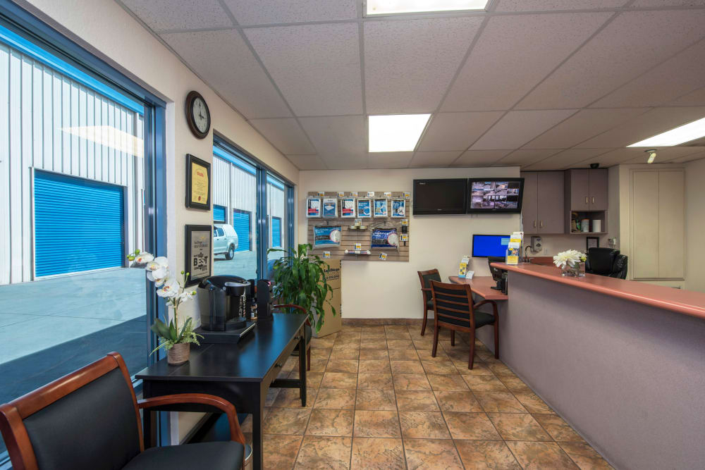 Office at Otay Crossing Self Storage in San Diego, CA