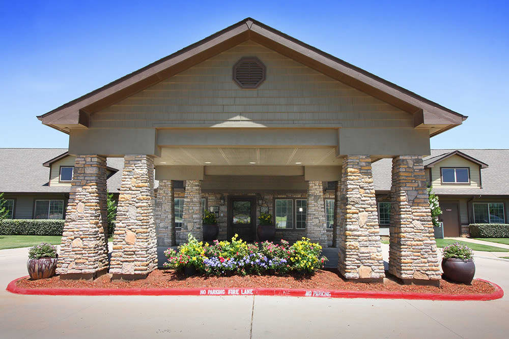exterior view at Legacy Ranch in Midland,TX