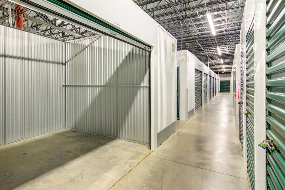 Units at Metro Self Storage in Montgomery, Alabama