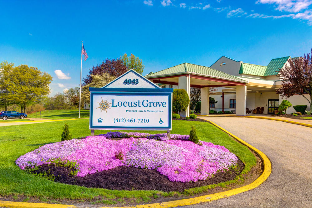 Welcome to Locust Grove Personal Care & Memory Care